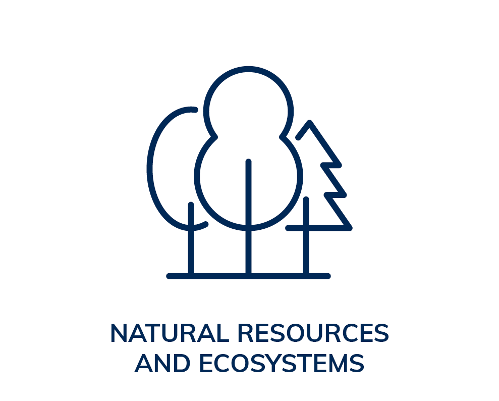 Natural resources and ecosystems